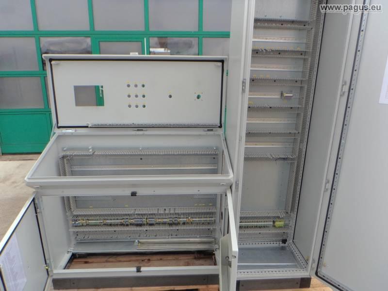 Schaltpult mit Schaltschrank - gebrauchte und neu Maschinenhandel ...
