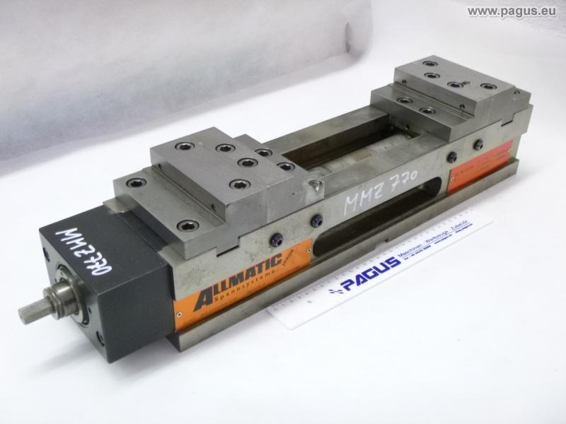 NC-Hochdruckspanner