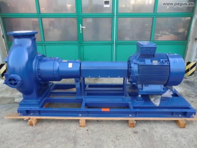 Spiral housing pump SEWATEC D 250-400 G - gebrauchte und neu
