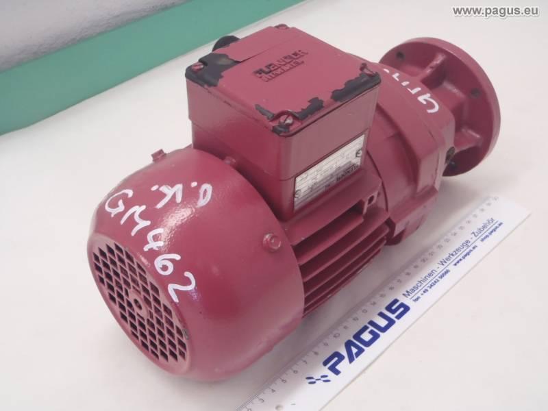 Getriebemotor 0 55 kw 245 u min gebrauchte und neu for Flender himmel motors usa