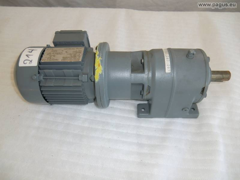 Getriebemotor 0 37 Kw 59 U Min Gebrauchte Und Neu