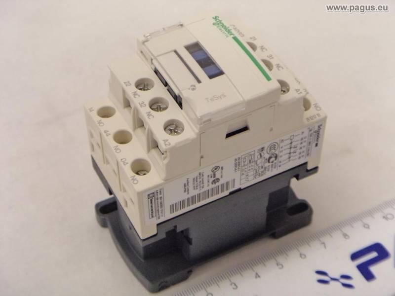 Auxiliary contactor CAD32M7 - gebrauchte und neu