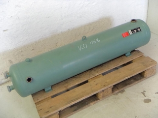 SOLLAC compressed air tank