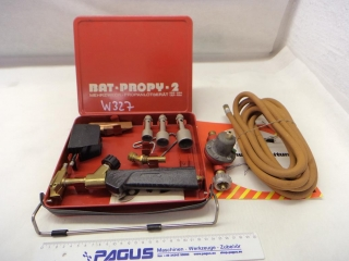 BAT propane soldering machine