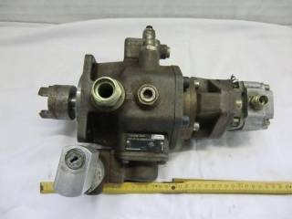 REXROTH hydraulic pump unit