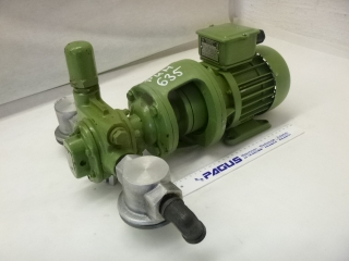 ORSTA gear pump with motor