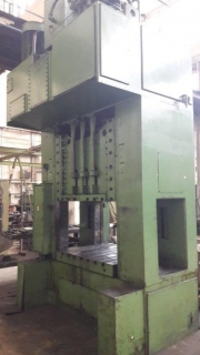 WEMA ZEULENRODA double column press