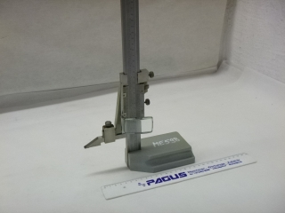 MITUTOYO Precision Height Adjuster