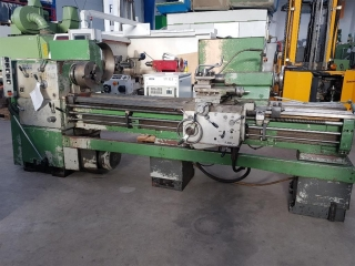 WAFUM leading and traction spindle turning machine