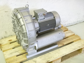 GARDNER side channel vacuum pump