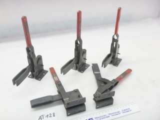 WMW vertical clamping set