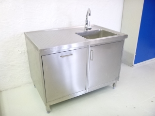 PAGUS stainless steel sink
