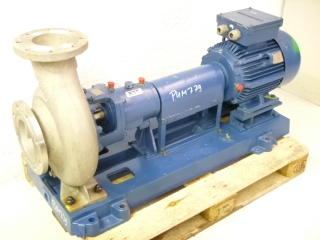 KSB standard chemical pump