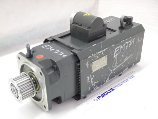 SIEMENS servo motor with forced cooling fan