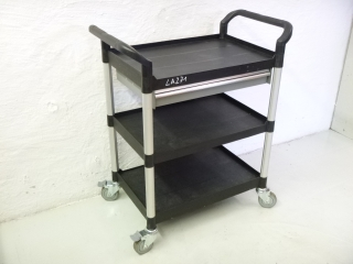 SECO utility trolley with drawer