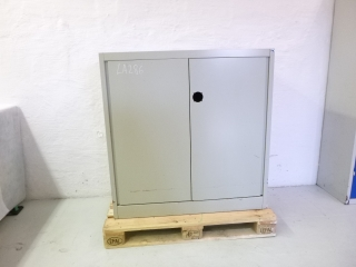 ANDREAS KARL steel cabinet with hinged doors