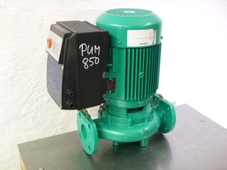 WILO dry run centrifugal pump