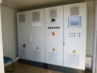 RITTAL control cabinet combination