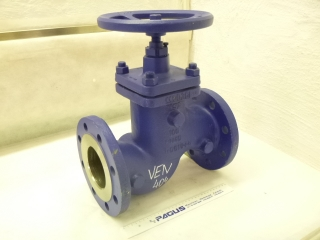 KSB shut-off valve