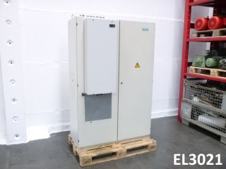 PAGUS control cabinet with cooling unit