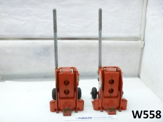 KRAMP hydraulic lifting device