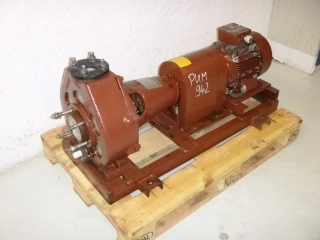 WERNERT-PUMPEN Standard chemical pump