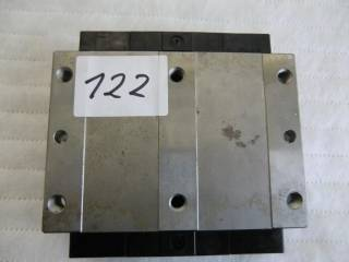 PAGUS linear guide carriage