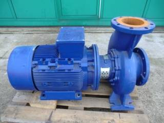 KSB volute casing pump