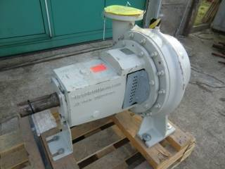 KSB centrifugal pump without motor