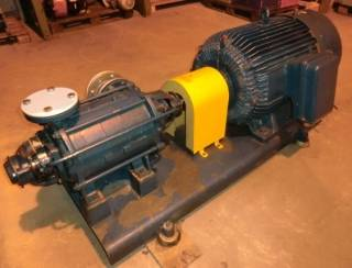 HALBERG link housing pump