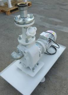 SCHMALENBERGER waste water pump
