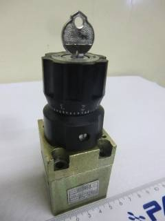 ORSTA current limiting valve