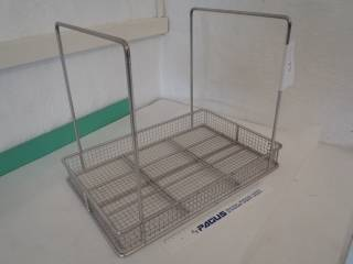 PAGUS stainless steel basket