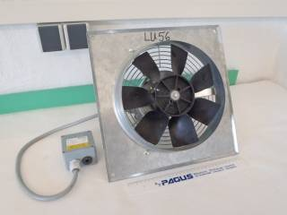 HELIOS axial fan
