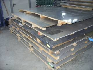PAGUS stainless steel sheets