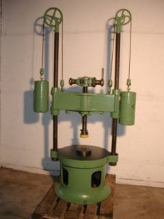 CHEMNITZ manual screw press