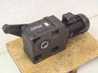 LENZE geared motor