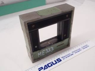 CONTROL TEST SCALES Precision spirit level