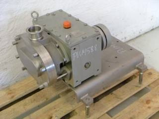 FRISTAM positive displacement pump
