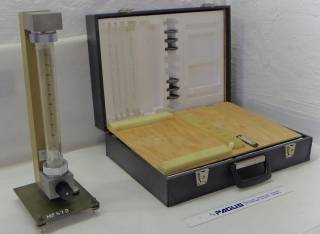 MLW viscose measuring device